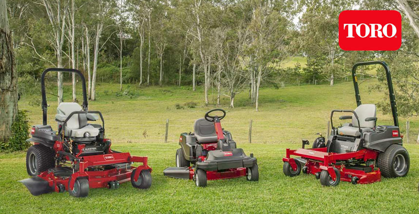 Toro Latest Catalogue